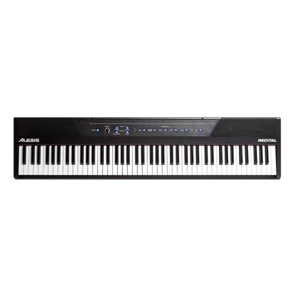 Alesis Recital 88-Key Digital Piano - Top