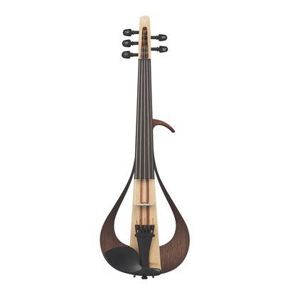 Yamaha YEV105 Electric 5-String Violin in Natural - Front