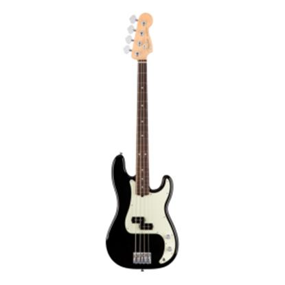 Fender American Professional Precision Bass Guitar RW, Black