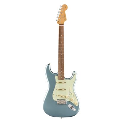 Fender Vintera 60s Stratocaster Electric Guitar PF - Ice Blue Metallic - Front