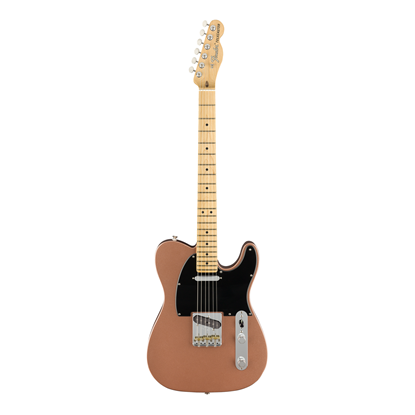 Fender American Performer Telecaster Electric Guitar - Maple Neck - Penny - Front View