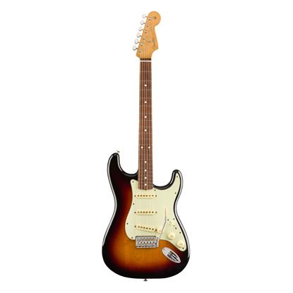 Fender Vintera 60s Stratocaster Electric Guitar PF - 3-Colour Sunburst - Front