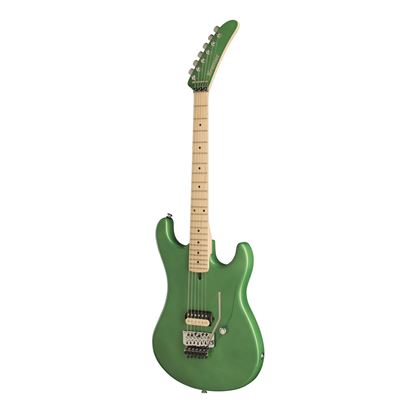 Kramer The 84 Electric Guitar in Green Soda - Front