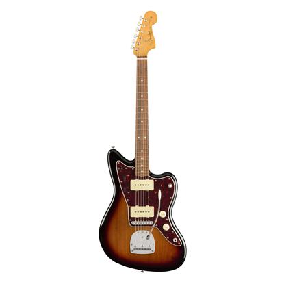 Fender Vintera 60s Jazzmaster Modified Electric Guitar PF - 3-Colour Sunburst - Front