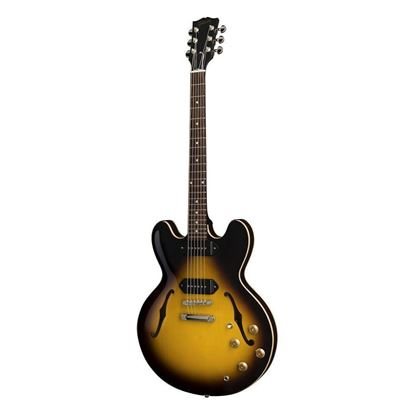 Gibson ES-335 P90 Dot 2019 Electric Guitar - Vintage Burst - Front