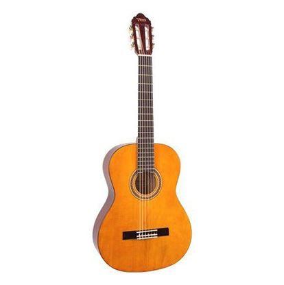 Valencia VC104 4/4 Size Classical Guitar - Natural
