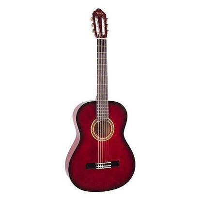 Valencia VC104RDS 4/4 Size Classical Guitar - Red Sunburst