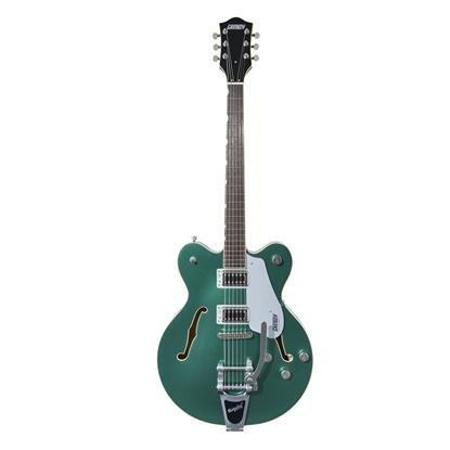 Gretsch G5622T Electromatic Centre Block Double-Cut Electric Guitar LRL Georgie Green - Front
