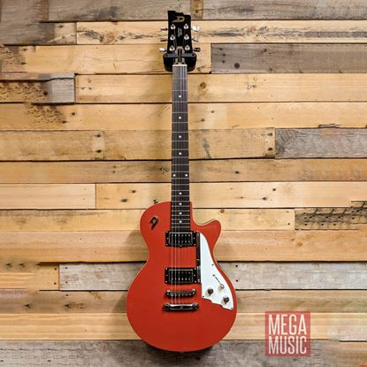 Duesenberg Starplayer Special Electric Guitar with Case - Fiesta Red Front