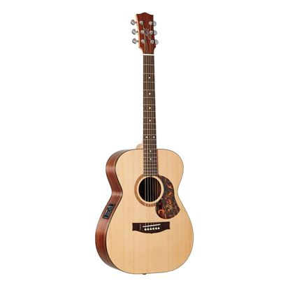 Maton S808 SRS Series Acoustic Guitar Front