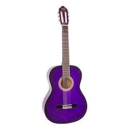 Valencia VC103PPS 3/4 Size Classical Guitar - Purple Sunburst
