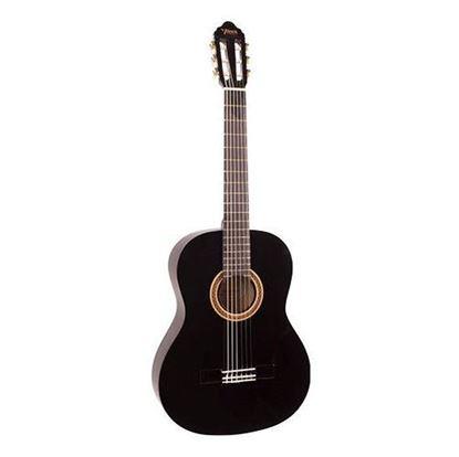 Valencia VC103BK 3/4 Size Classical Guitar - Black