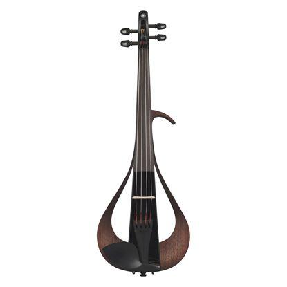Yamaha YEV104 Electric 4-String Violin in Black