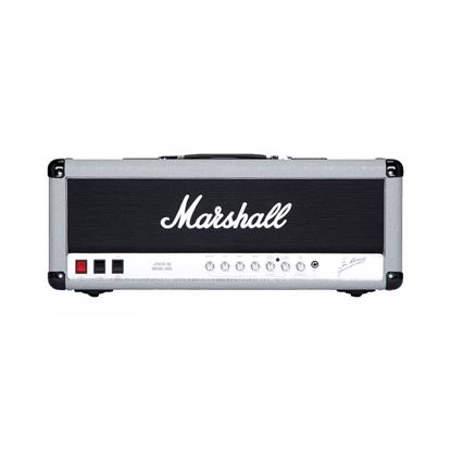 Marshall 2555X Silver Jubilee Re-issue 100W Guitar Amp Head - Front
