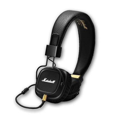 Marshall ACCS-00175 Major MKII Headphones in Black