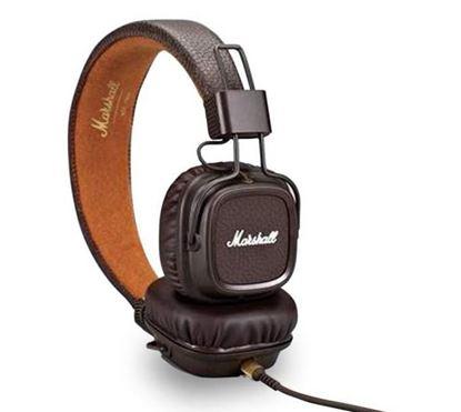 Marshall ACCS-10131 Major MKII Headphones in Brown - Angle