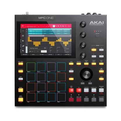 Akai  MPC One Stand Alone MPC with 16 Pads and 7in Screen