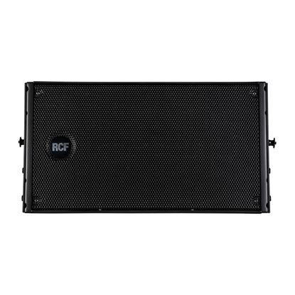 RCF HDL10A Active 2-Way Line Array Module 2x 8in (HDL10A) - Front