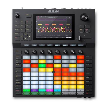 Akai Force Standalone Production and Performance System - Front