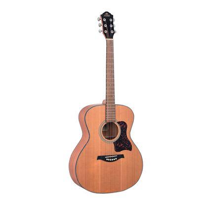 Gilman GA12 Grand Auditorium Acoustic Guitar in Natural Satin