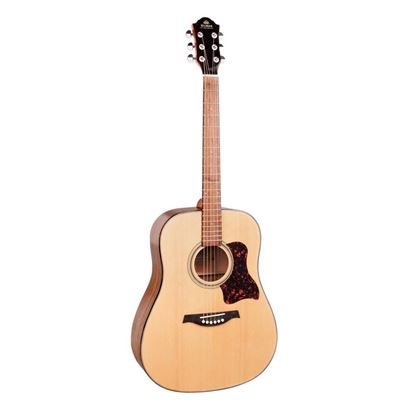 Gilman GD10 Dreadnought Acoustic Guitar in Natural Gloss