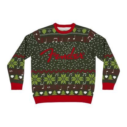 Fender 2020 Ugly Christmas Sweater (Medium)