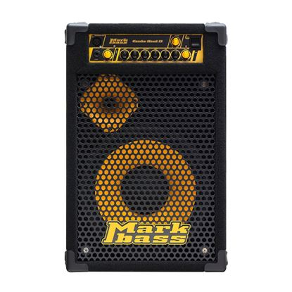 MarkBass CMD 121H Bass Amp Combo with 1 x 12in Speaker (500w) - Front