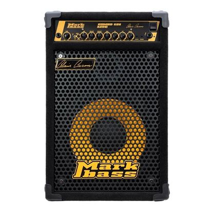 MarkBass CMD 121LITE Alain Caron Signature Bass Amp Combo with 1 x 12in Speaker (800w) - Front