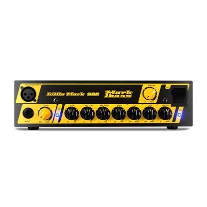 MarkBass Little Mark III Bass Amp Head (800w @ 4ohm) - Front