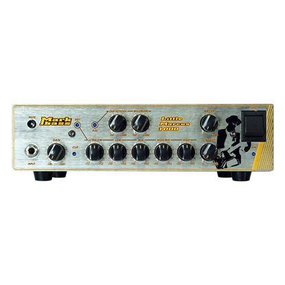 MarkBass Little Marcus Miller Signature Bass Amp Head (1000w)