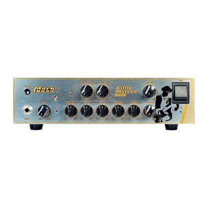 MarkBass Little Marcus Miller Signature Bass Amp Head (800w) - Front