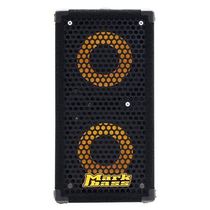 MarkBass MiniMark 802 Bass Amp Combo with 2 x 6in Speakers (250w)