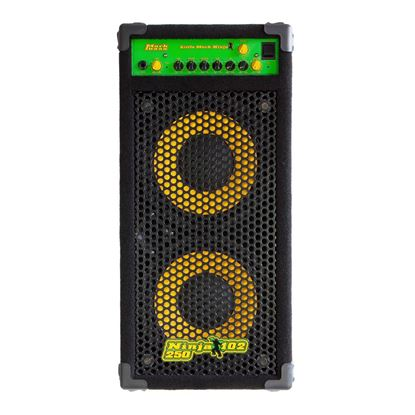 MarkBass Ninja 102250 Richard Bona Signature Bass Amp Combo with 2 x 10in Speakers (250w) - Front