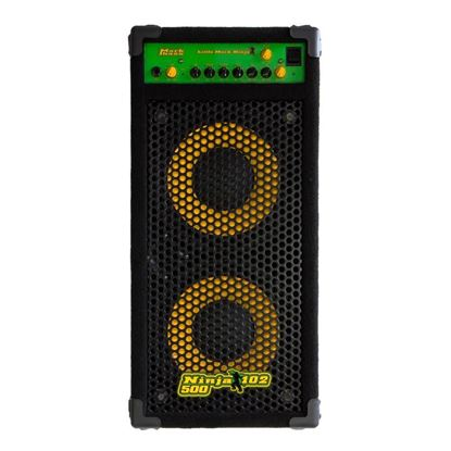 MarkBass Ninja 102500 Richard Bona Signature Bass Amp Combo with 2 x 10in Speakers (500w) - Front