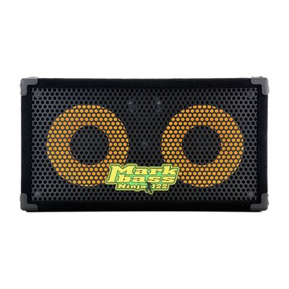 MarkBass New York 122 Ninja Richard Bona Signature Compact Bass Amp Cab
