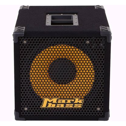 MarkBass New York 151 Compact Bass Amp Cab with 1 x 15in Speaker (400w @ 8ohms) - Front