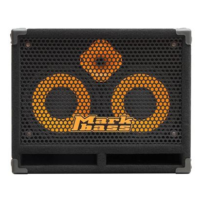 MarkBass Standard 102HF-4 Front Ported Bass Amp Cab with 2 x 10in Speakers (400w @ 4ohm)
