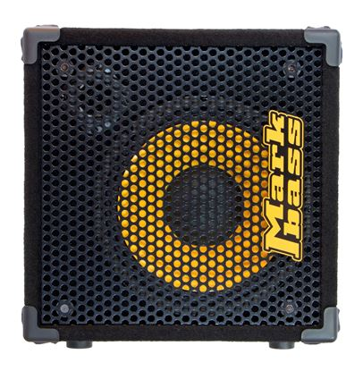 MarkBass Standard 121HR-8 Rear Ported Bass Amp Cab with 1 x 12in Speaker (400w @ 8ohm) - Front