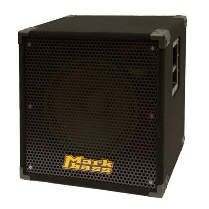 MarkBass Standard 151HR-8 Black Line Rear Ported Bass Amp Cab with 1 x 15in Spe