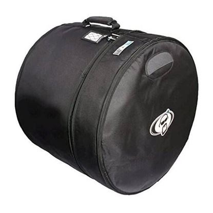 """Protection Racket PR1420 Bass Drum Case - 20"""" x 14"""" - Angle"""