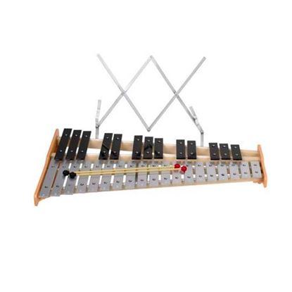 Mitello ED562 Chromatic 32-Note Glockenspiel
