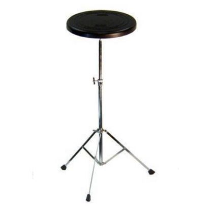 Powerbeat DA768 Practice Pad and Stand Complete - 12inch