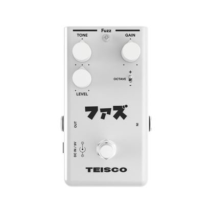 Teisco Fuzz Effects Pedal