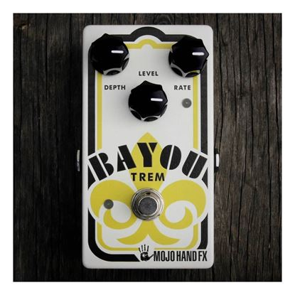 Mojo Hand FX Bayou Tremolo Effects Pedal