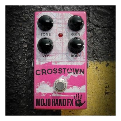Mojo Hand FX Crosstown Fuzz Effects Pedal