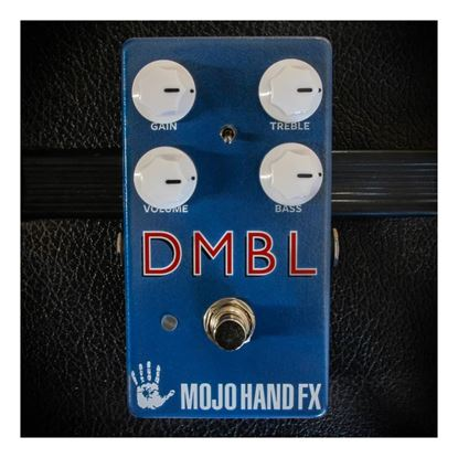 Mojo Hand FX DMBL Overdrive Effects Pedal