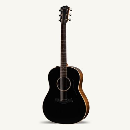 Taylor AD17E The American Dream Series Spruce/Blacktop Acoustic Guitar with Pickup