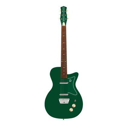 DanElectro 57 Series Electric Guitar in Jade Green