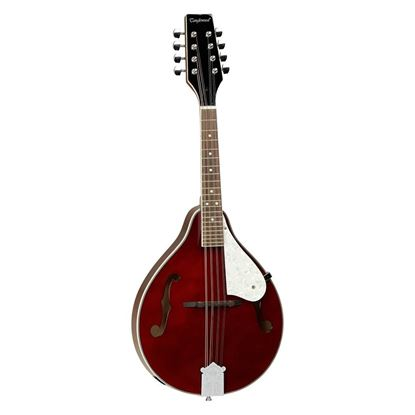 Tanglewood TWMTWRP Union Mandolin in Wine Red