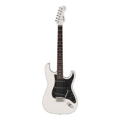 Fender MIJ Aerodyne II Stratocaster Electric Guitar - Rosewood Fretboard - Arctic White - Front